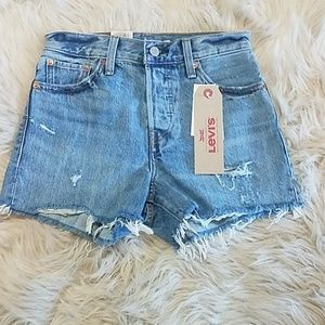 NWT Levi's wedgie shorts